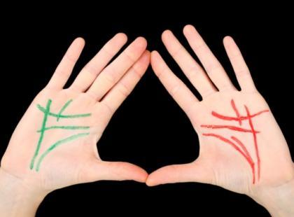 Linie dłoni – co oznaczają