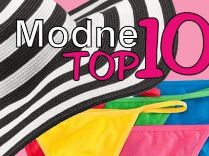 Lipcowe TOP 10 działu Moda