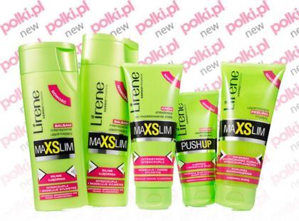 Lirene MaXSlim - kosmetyki do ciała