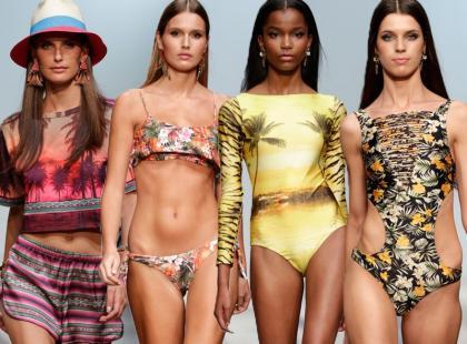 Lisbon Fashion Week: plażowe trendy według brazylijskiej marki