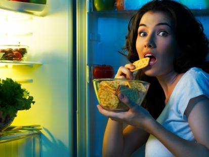 Lista 100 dietetycznych przekąsek do 100 kcal!