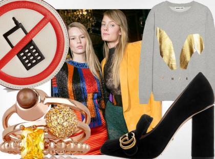 Listopadowe marzenia fashionistki
