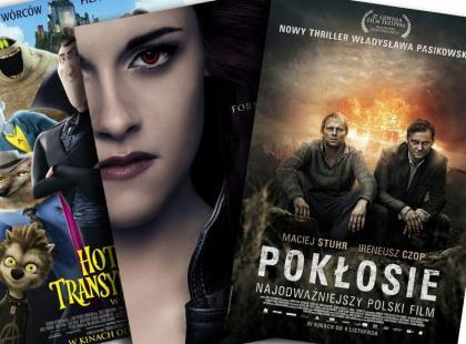 Listopadowe premiery kinowe
