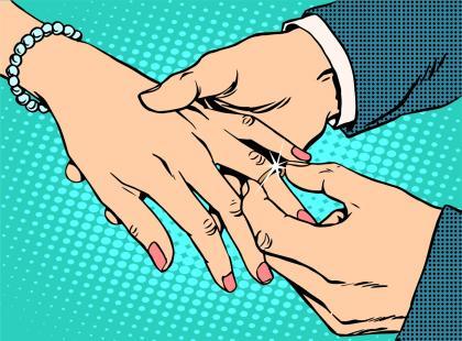 """LISTY DO REDAKCJI: """"Czy mojego chłopaka naprawdę nie było stać na lepszy pierścionek zaręczynowy?!"""""""