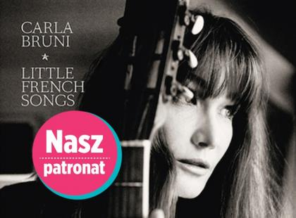 """Little French Songs"" Carli Bruni już w sklepach"