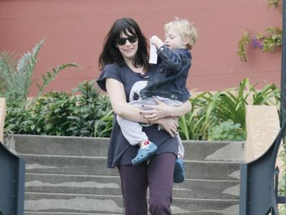 Liv Tyler stanęła w obronie dziecka