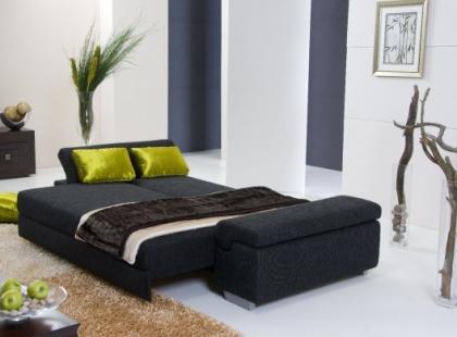 Livingroom - nowoczesne sofy