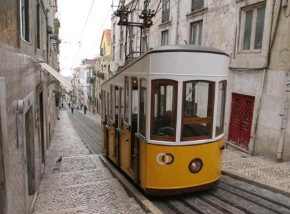 Lizbona - Na granicy kultur