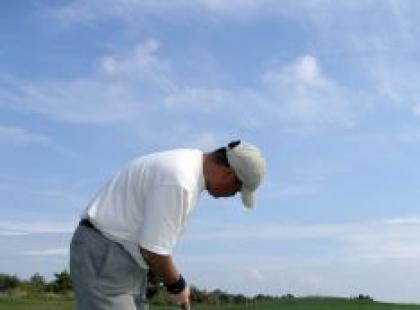 Łokieć golfisty - jak sobie pomóc?