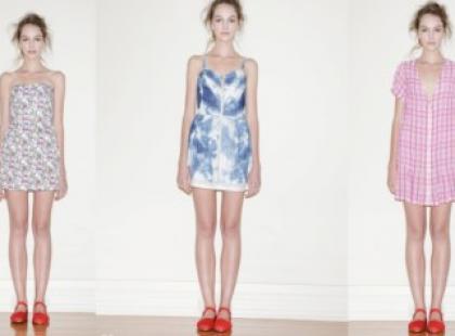 Lonely Hearts kolekcja ubrań wiosna/lato 2010