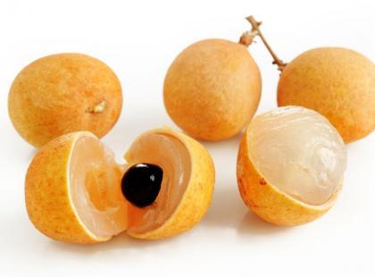 Longan - tajemniczy owoc