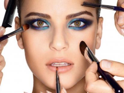 Look przewodni Make Up Days Yves Rocher