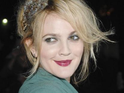 Look roku: Drew Barrymore