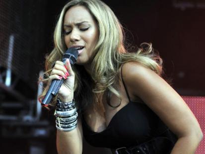Look tygodnia: Leona Lewis