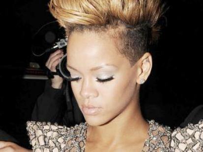 Look tygodnia: Rihanna