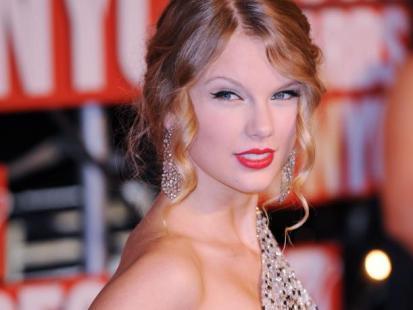Look tygodnia: Taylor Swift