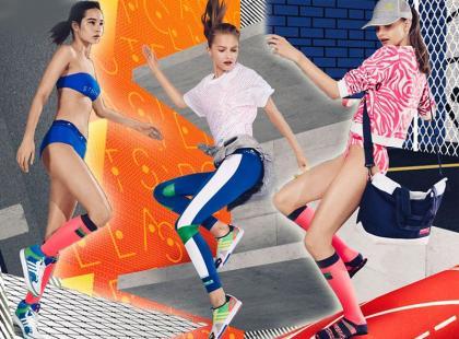 Lookbook adidas StellaSport na wiosnę i lato 2015