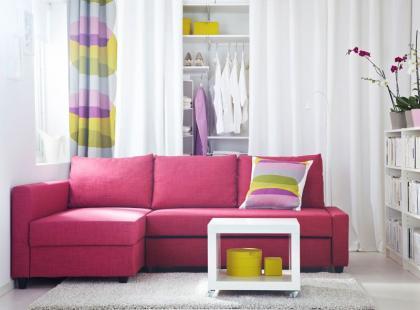 Lookbook IKEA: 11 pomysłów na wnętrze w wyrazistych kolorach
