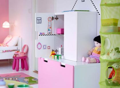 Lookbook IKEA: 12 pomysłów na pokój dla dziecka