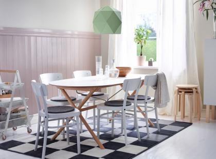 Lookbook IKEA: 6 pomysłów na pastelowe wnętrze