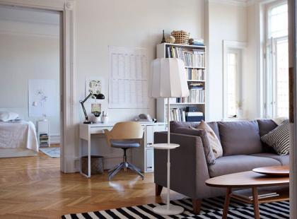 Lookbook IKEA: 6 pomysłów na salon
