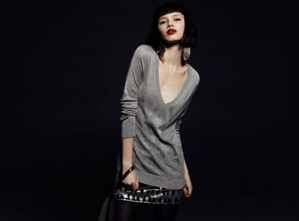 Lookbook Stradivarius - zima 2011/2012