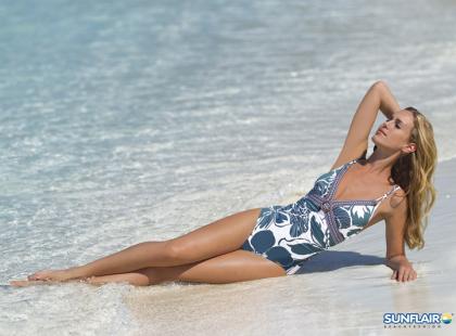 Lookbook Sunflair na wiosnę i lato 2012