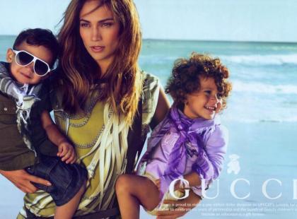 Lopez, Trump i Jackson w reklamach