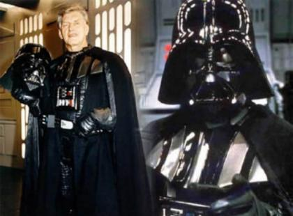 Lord Vader w Polsce!