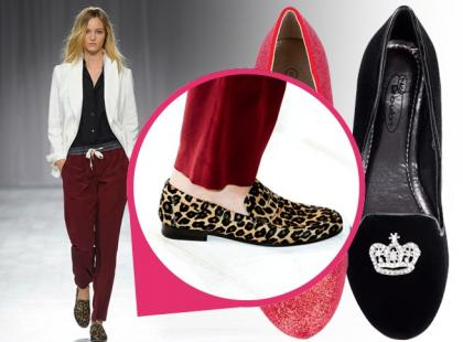Lordsy i loafersy - buty must-have