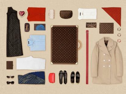 Louis Vuitton radzi jak się idealnie spakować