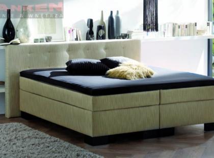 Łóżka inspirowane przyjemnością - DANKEN