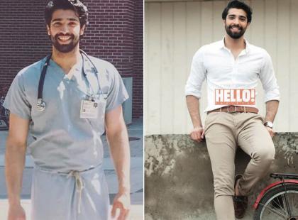 Lubi psy, studiuje medycynę i pracuje jako model. To wystarczyło, żeby kobiety chciały dać mu lokum za darmo!