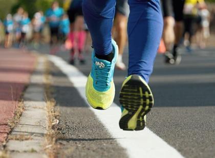 Lubisz biegać? Dołącz do drużyny Fundacji Udaru Mózgu!