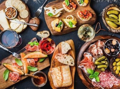 Lubisz włoskie jedzenie? A czy na pewno jesz je tak, aby nie obrażać Włochów?