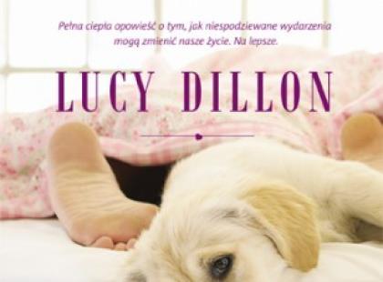 """Lucy Dillon """"Psy, Rachel i cała reszta"""""""