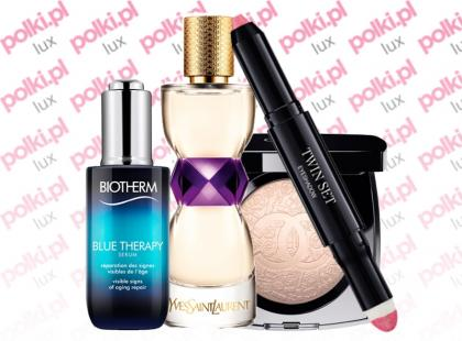 Luksusowe hity kosmetyczne na wiosnę 2013