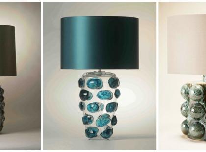 Luksusowe lampy stojące