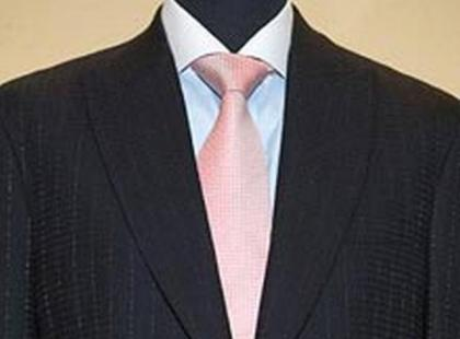 Luksusowy garnitur od Aleksandra Amosu – najdroższy na świecie