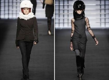 Luksusowy kask od Karla Lagerfelda