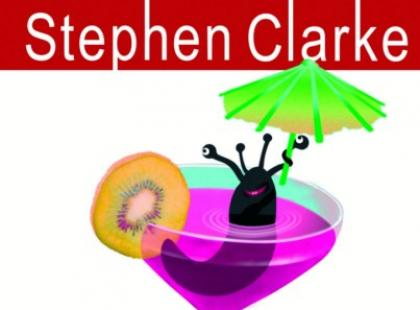 """""""M jak Merde"""" Stephen Clarke"""