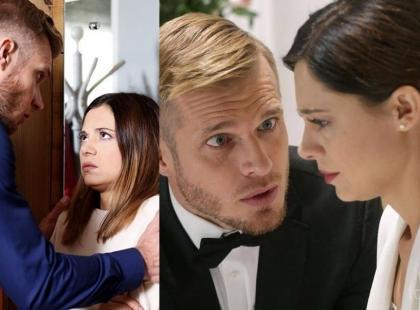 """""""M jak miłość"""": Artur tuż po ślubie pobije Izę?! W internecie pojawiły się niepokojące zdjęcia"""