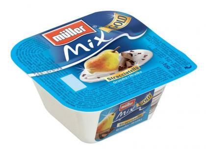 Müller Mix GOLD Stracciatella Gruszka