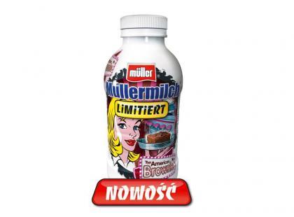 Müllermilk American Brownie