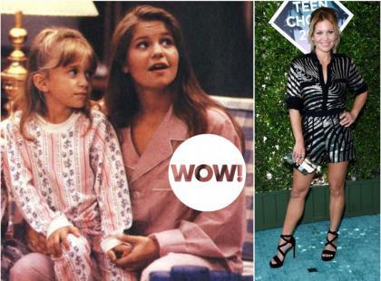 """Ma 40 lat, a wygląda młodziej od sióstr Olsen. Zobacz, jak prezentuje się teraz gwiazda """"Pełnej Chaty"""""""