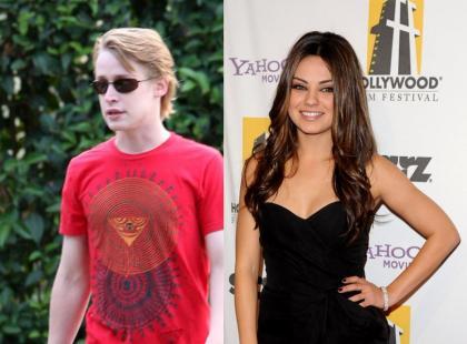 Macaulay Culkin i Mila Kunis rozstali się
