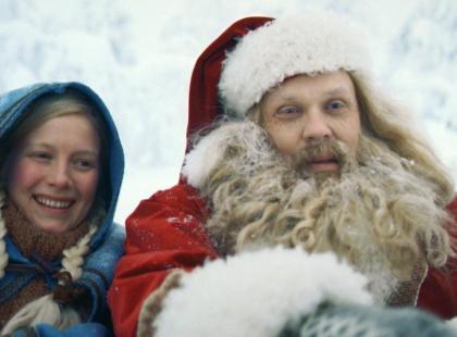Maciej i Jerzy Stuhr dubbingują Świętego Mikołaja