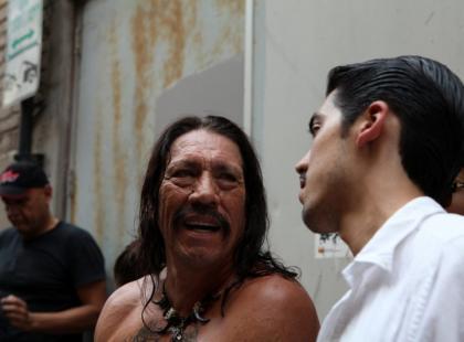 Maczeta (reż. Ethan Maniquis, Robert Rodriguez)