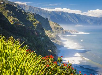 Madera: raj dla miłośników sportów wodnych