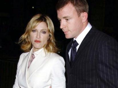Madonna i Guy musza być dla siebie mili